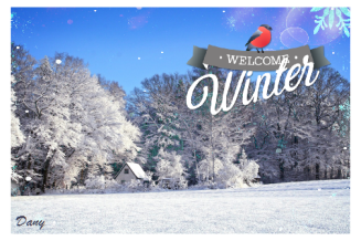 Welcome Winter !!!