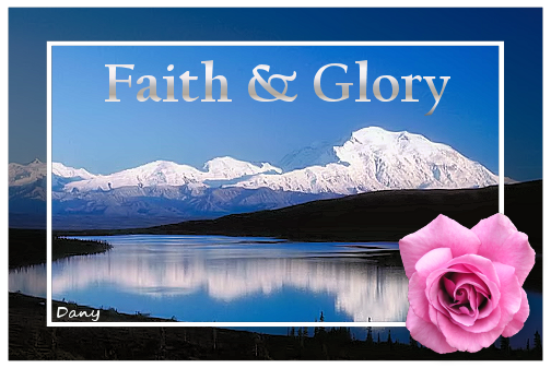 Faith & Glory !!!